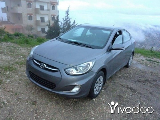 Hyundai in Nabatyeh - Hyundai accent 2016 mfawale☎70764548