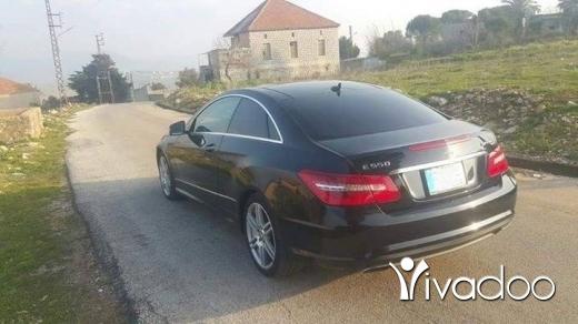 Mercedes-Benz in Beirut City - For sale mercedes e550 full options 2010 look amg v8