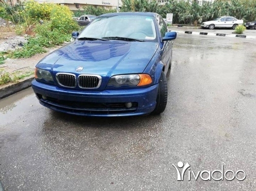 BMW in Tripoli - Bmw 325 coupe 2001