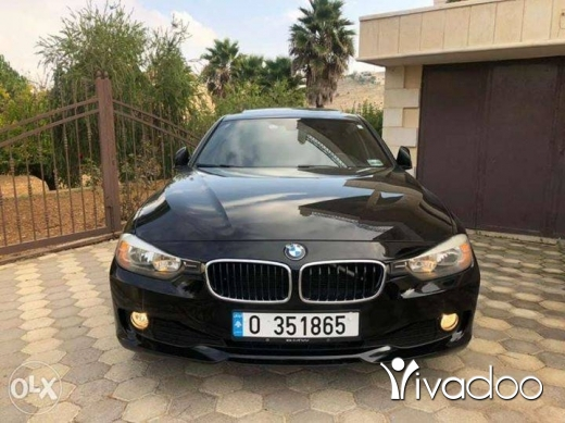 BMW in Hazmiyeh - Bmw 328I 2013 Clean Carfax Red Line