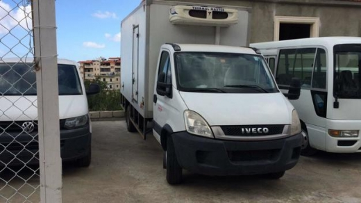 Other in Shhim - Iveco 70c refrigerator 7 tons
