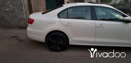 Volkswagen in Beirut City - Jetta 2012