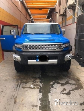 Jeep in Beirut City - Fj cruiser 2009 very good condition