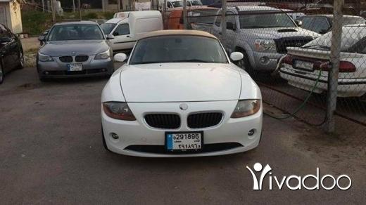 BMW in Wadih Khaled - Bmw z4