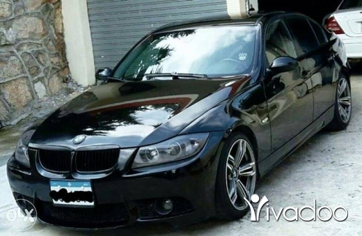 BMW in Nabatyeh - 328i model 2008 look M3.