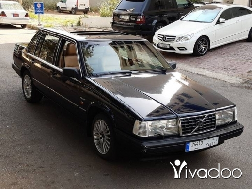 Volvo in Ain el-Remmaneh - (SOLD)Volvo 760