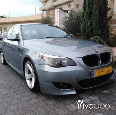 BMW in Anfeh - Bmw 530 2005 look m5
