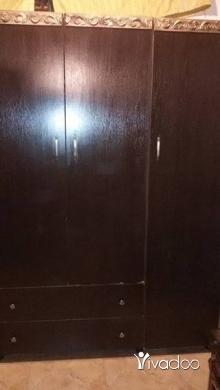 Dressers & Chests in Tripoli - خزانة 3 درفات مستعملة نضيفة