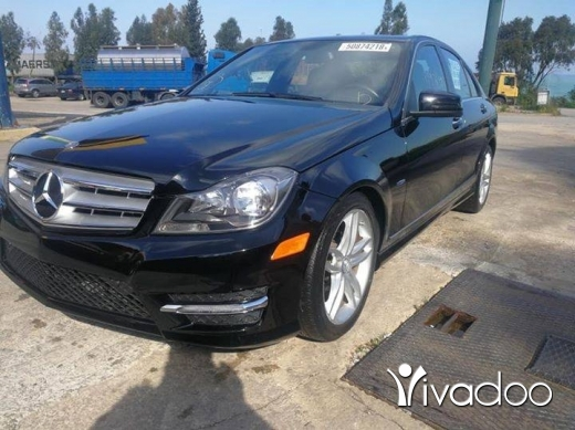 Mercedes-Benz in Beirut City - C250 2012 in exceptional mint condition