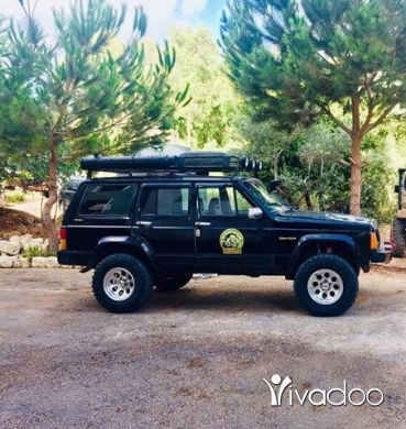 Jeep in Beirut City - Jeep cherokee 1998