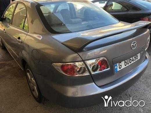 Mazda in Beirut City - Mazda 6 2005