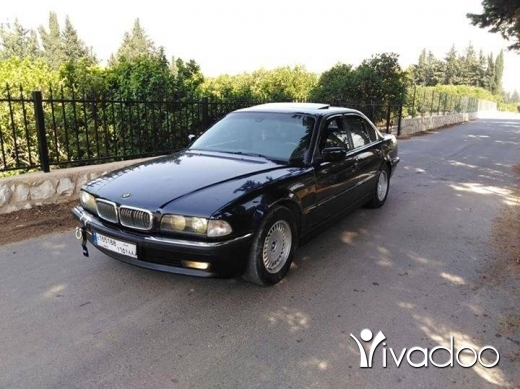 BMW in Sour - بي ام 740i