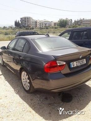 BMW in Barsa - bmw 325 2006