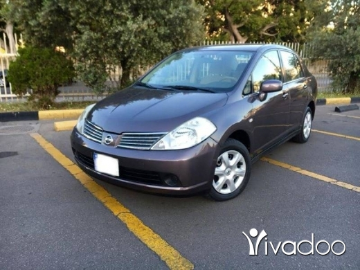 Nissan in Mazraa - Nissan tiida 2008 one owner company source 5arka