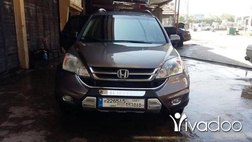 Honda in Tripoli - للبيع جيب هوندا crv / LX موديل 2010 دفتر ماعليه ميكانيك
