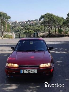 Honda in Saida - Honda accord 91 Ex Full options