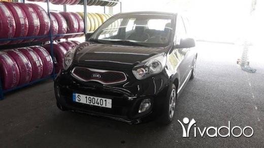 Kia in Saida - Kia picanto 2012 automatic for sale