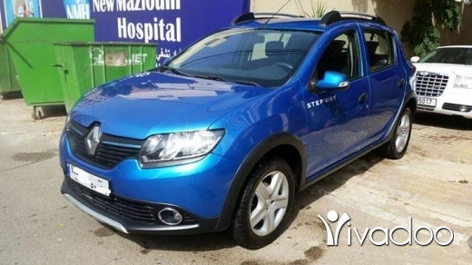 Renault in Dam Wel Farez - Renault stepway 2016 for sale
