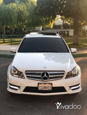 Mercedes-Benz in Sarafande - C250 2013 newly imported