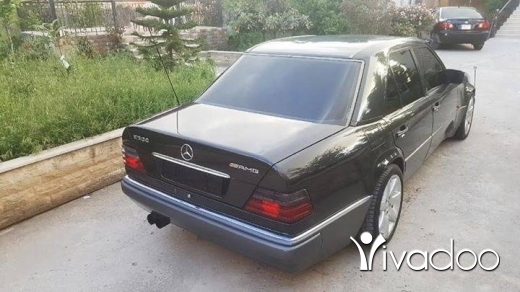 Mercedes-Benz in Sour - 95' E500 For SALE !