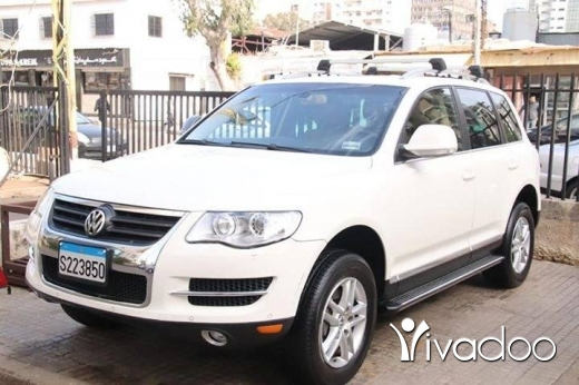 Volkswagen in Mazraa - vw touareg 2008 for sale