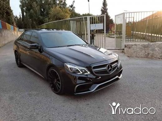Mercedes-Benz in Beirut City - E350