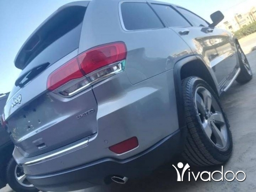 Jeep in Beirut City - JeepGrand Cherokee