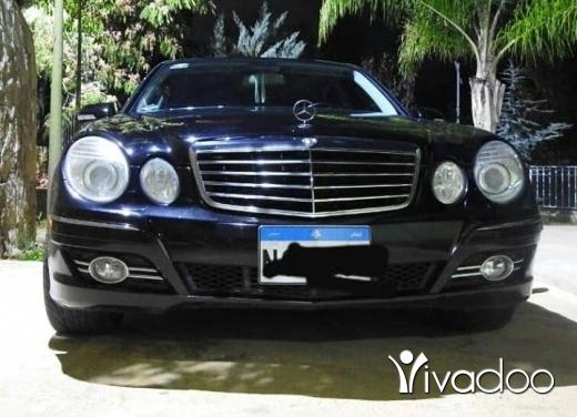 Mercedes-Benz in Hasbiah - مرسيدس ٣٥٠ E .