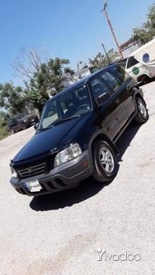 Honda in Tripoli - honda 1997