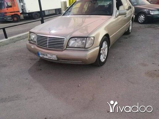 Mercedes-Benz in Alma - شبح 300 موديل ال 91 كتير نضيفه