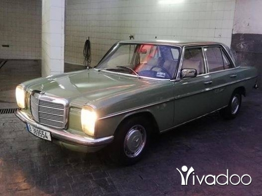 Mercedes-Benz in Baabda - mercedes 1974 automatic