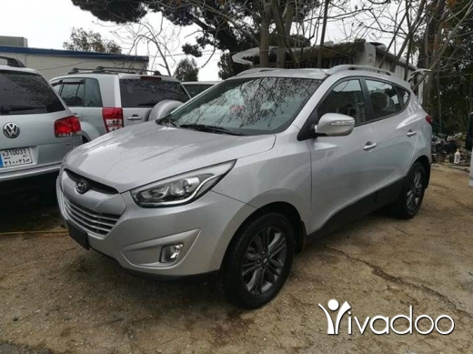 Hyundai in Aley - Hyundai Tucson 2015 full option 4x4 super clean