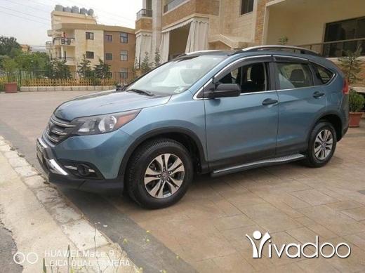 Honda in Dbayeh - Honda CRV 2013 LX 2 wheel drive in excellent condition