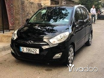 Hyundai in Sour - hyundai i10