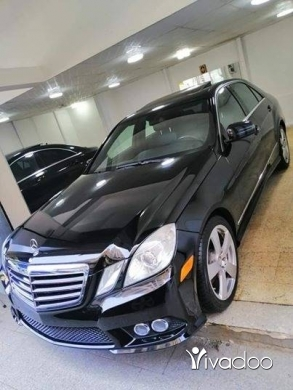 Mercedes-Benz in Ras El Nabaa - E350 look amg model 2010 clean car fax