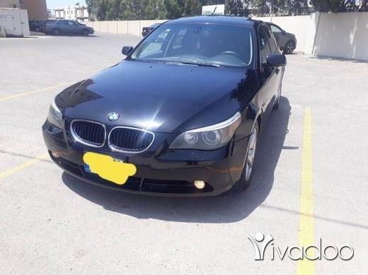 BMW in Saida - بي ام 525موديل 2006مدفوع2019 ميكانيك نظيف فول أوبشن