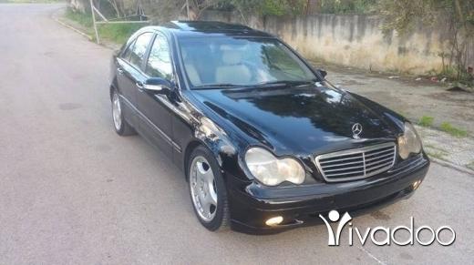 Mercedes-Benz in Nabatyeh - mercedes 320
