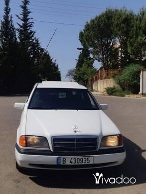 Mercedes-Benz in Saida - Marcedes C180 Esprits Benz 1997 for sale