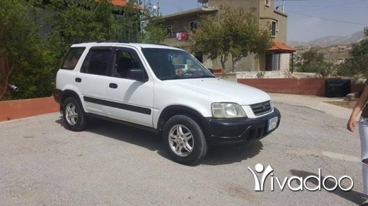 Honda in Choueifat - CRV-EX model 99 4WD AUTOMATIC for sale