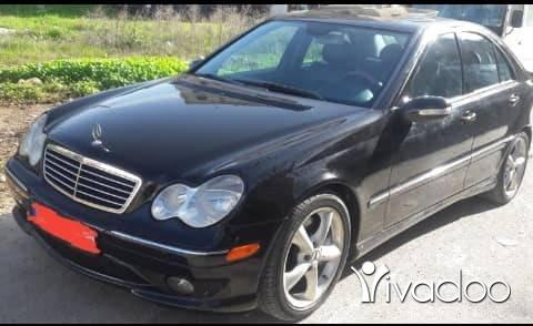 Mercedes-Benz in Nabatyeh - مرسيدس 230/2004 ميكانيك وحديد سوبر نظيفة.امكانية الفحص بالكامل.70455414