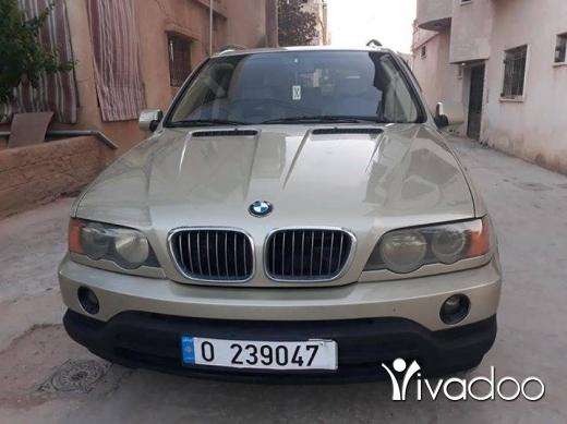 BMW in Baalback - جيب X5 موديل 2001 ممتاز