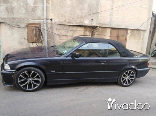 BMW in Aley - بوي كشف ٣١٨