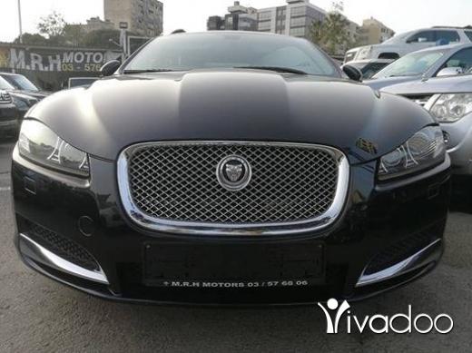 Jaguar in Bouchrieh - Jaguar XF 2012