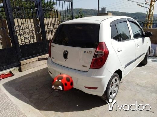Hyundai in Ghabeh - Hyundai i10 2013