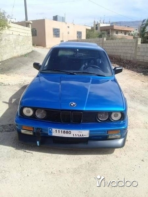 BMW in Ain Bourday - bmw 320 model 87