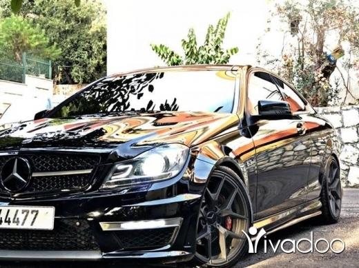 Mercedes-Benz in Barja - Mercedes C250 (رقم السيارة مش للبيع) clean carfax