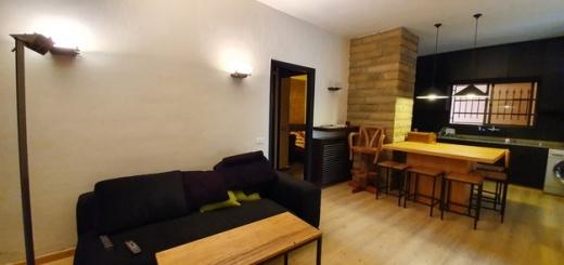 Apartments in Ballouneh - BALLOUNEH 100M2 for RENT  