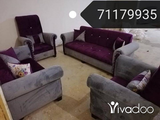 Sofas, Armchairs & Suites in Tripoli - مفروشات طرابلس