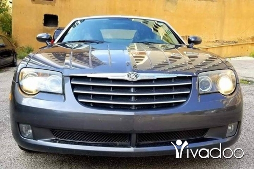 Chrysler in Other - Chrysler CrossFire Model 2004 Full option Perfect condition