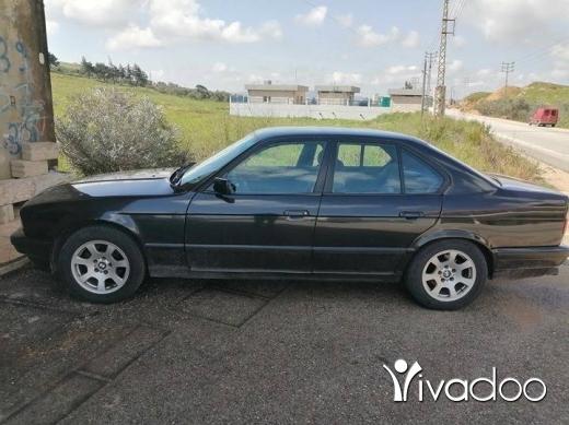 BMW in Khiyem - Bmw 525i 1994 Black Color